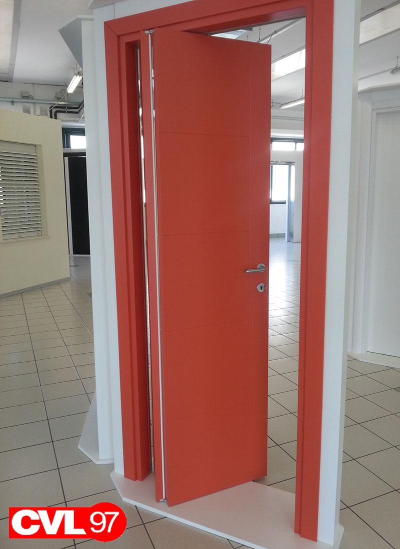 Porta A Libro Asimmetrica porta-libro-asimmetrica - cvl porte