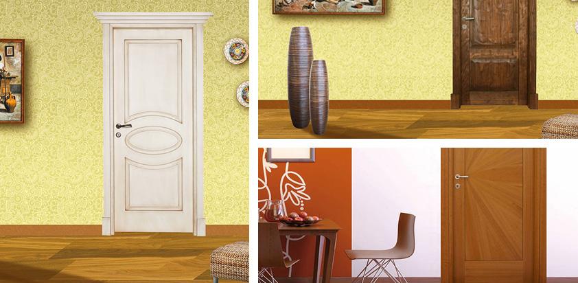 Produciamo e vendiamo porte interne classiche al miglior - Porte classiche per interni ...