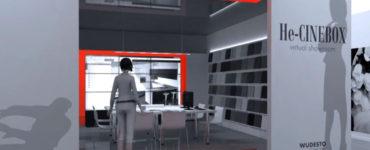 La tua stanza virtuale portata in un cinema 3D – WUDESTO CONCEPT