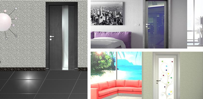 I migliori prezzi di porte interne moderne di alta qualità e pregio ...